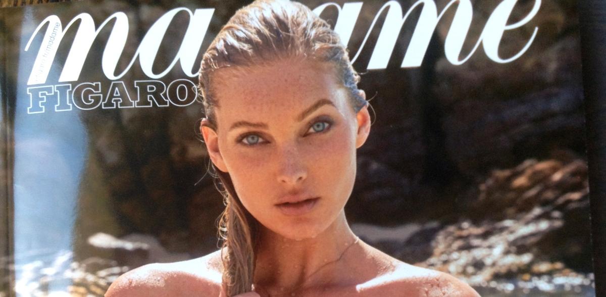 J'arrête les magazines féminins